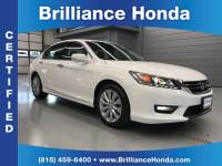 Certified Pre-Owned 2015 Honda Accord EX-L 4D Sedan