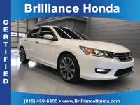 Certified Pre-Owned 2015 Honda Accord Sport 4D Sedan
