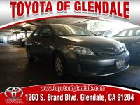 Used 2012 Toyota Corolla, Glendale, CA, , Toyota of Glendale Serving Los Angeles   5YFBU4EE3CP064763