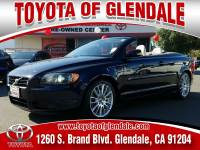 Used 2007 Volvo C70, Glendale, CA, , Toyota of Glendale Serving Los Angeles | YV1MC68257J011334