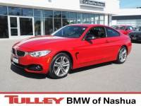 2014 Used BMW 4 Series For Sale Manchester NH | VIN:WBA3R5C5XEF730278