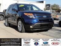 Used 2011 Ford Explorer Limited for Sale in Wilmington, DE
