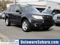 Used 2010 Subaru Forester 2.5X Limited for Sale in Wilmington, DE