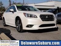 Certified Pre-Owned 2017 Subaru Legacy 2.5i Limited with for Sale in Wilmington, DE