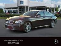 Pre-Owned 2017 Mercedes-Benz E 300 Sport 4MATIC® Sedan AWD 4MATIC®