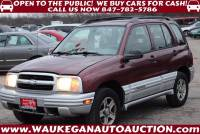 2002 Chevrolet Tracker LT 2WD 4dr SUV