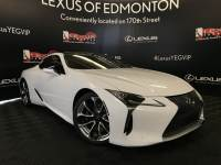 Pre-Owned 2018 Lexus LC DEMO UNIT - PERFORMANCE PACKAGE Rear Wheel Drive 2 Door Car