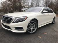 Used 2014 Mercedes-Benz S 550 S 550
