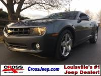 PRE-OWNED 2010 CHEVROLET CAMARO 2LT RWD 2D COUPE