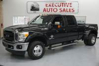 2012 Ford F-350 Super Duty Lariat 4x4 4dr Crew Cab 8 ft. LB DRW Pickup