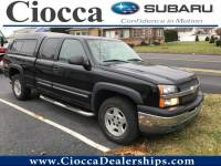 2005 Chevrolet Silverado 1500 Ext Cab 143.5 WB 4WD Z71 Truck Extended Cab in Allentown