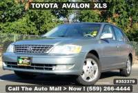 2004 Toyota Avalon XLS 4dr Sedan w/Bucket Seats