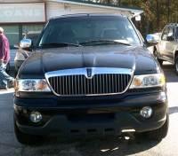 2002 Lincoln Blackwood 4dr Crew Cab SB 2WD