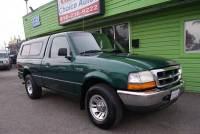 1999 Ford Ranger 2dr XLT Standard Cab SB