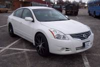 2012 Nissan Altima 2.5 S 4dr Sedan
