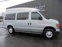 2007 Ford E-Series Wagon E-350 SD XLT 3dr Passenger Van