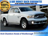 Used 2016 Dodge Ram 1500 Longhorn Limited Truck Crew Cab in Westborough, MA