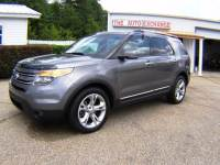 2013 Ford Explorer Limited 4dr SUV
