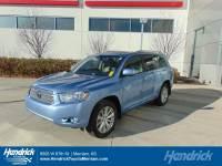 2008 Toyota Highlander Hybrid Limited 4WD Limited w/3rd Row in Franklin, TN