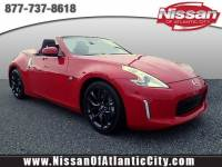 Pre-Owned 2017 Nissan 370Z Rear Wheel Drive Convertible
