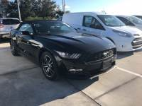 Used 2017 Ford Mustang Ecoboost Premium Convertible I-4 cyl in Kissimmee, FL