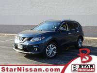 Pre-Owned 2015 Nissan Rogue SL AWD