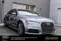 2017 Audi A6 Premium 2.0 TFSI Premium quattro AWD in Franklin, TN