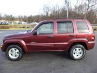 2003 Jeep Liberty Limited 4WD 4dr SUV