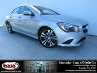 2015 Mercedes-Benz CLA CLA 250 4dr Sdn FWD in Franklin