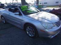 2009 Chrysler Sebring Limited 2dr Convertible