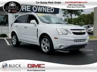 Pre-Owned 2014 CHEVROLET CAPTIVA SPORT LT Front Wheel Drive Sport Utility Vehicle