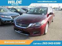 Certified Pre-Owned 2015 Honda Accord EX FWD 4dr Car
