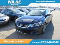 Certified Pre-Owned 2015 Honda Accord Sport FWD 4dr Car