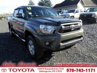 2015 Toyota Tacoma Truck Double Cab 4x4