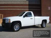 2011 Chevrolet Silverado 1500 4x2 Work Truck 2dr Regular Cab 8 ft. LB