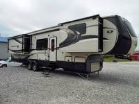 2013 Crossroads Rushmore Lincoln RF39LN Fifth Wheel - 40 Foot - 5 Slides - Fr. Living Rm.