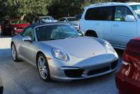 Pre-Owned 2013 Porsche 911 2dr Cabriolet Carrera Rear Wheel Drive Convertible