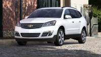 Used 2015 Chevrolet Traverse FWD LTZ