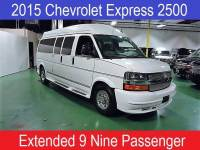 2015 Chevrolet Express Passenger Rocky Ridge 9 Passenger Conversion