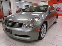 2005 INFINITI G35 Coupe Coupe