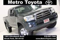 Pre-Owned 2009 Toyota Tacoma SR5 For Sale in Brook Park Near Cleveland, OH