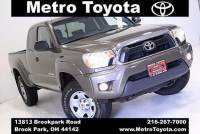 Certified Pre-Owned 2015 Toyota Tacoma SR5 in Brook Park, OH Near Cleveland