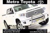 Pre-Owned 2014 Toyota Tundra Platinum For Sale in Brook Park Near Cleveland, OH