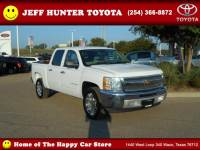 Used 2013 Chevrolet Silverado 1500 For Sale in Waco TX Serving Temple | VIN: 3GCPCSEA8DG107740