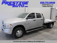 2013 RAM Ram Chassis 3500 4x4 Tradesman 4dr Crew Cab 172.4 in. WB Chassis