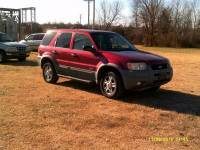 2001 Ford Escape XLT 4WD 4dr SUV
