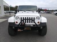 2012 Jeep Wrangler Unlimited Sahara SUV in Sagle