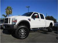 2008 Ford F-250 Super Duty FX4 Turbo Diesel 4x4 Lifted XD Wheels