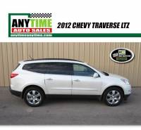 2012 Chevrolet Traverse AWD LTZ 4dr SUV