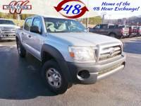 Pre-Owned 2009 Toyota Tacoma Double Cab V6 4WD Crew Cab Pickup